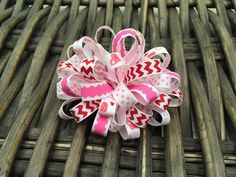 A personal favorite from my Etsy shop https://www.etsy.com/listing/506644001/valentines-day-hairbow-loopy-hair-bow