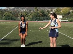 Cheerleading Jumps: Toe Touch – ideas for teaching! Cheerleading Jumps: Toe Touch – ideas for teaching!