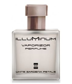 Illuminum White Gardenia Petals Perfume Bottle Kate Middleton Wedding Day