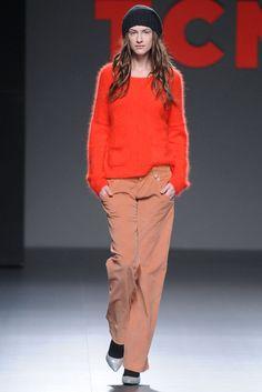TCN - Runaway Mercedes Benz Fashion Week Madrid Fall-Winter 2013/2014
