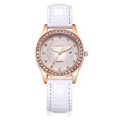 Seven And Eight Women's Classic Gold-Tone Rhinestone Quartz Watch,Luminous Design Analog Wristwatches -M8007(Wihte) Seven And Eight http://www.amazon.com/dp/B01DNY02CA/ref=cm_sw_r_pi_dp_j9vexb0CYY3VZ