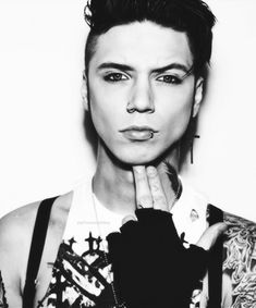 Victim #1- Andy Biersack. Reason-he to sexy not to keep
