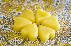 DIY Scentsy Bars. Learn how to make your own scentsy bars from beeswax and essential oils. Healthy, affordable and easy to make!