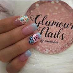 Love Nails, Manicure, Nail Designs, Beauty, Glamour, Perfect Nails, Work Nails, Creativity, Sour Cream