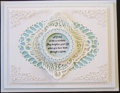 PartiCraft (Participate In Craft): Make It Square, Caribbean Background, St Barts, Italian Decorative Frames, Charming Hearts Corner