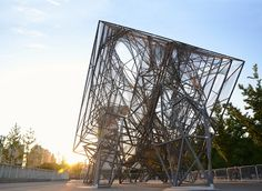 A Daily Dose of Architecture: The Cube, 2013 Beijing Biennale