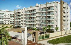 Imobiliária Rio de Janeiro: Mares de Goa Residence - 1 e 2 quartos e cobertura...