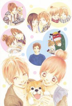 "Today I read the complete series of Bokura Ga Ita, or ""We Were There"". And I have to officially say: Bokura Ga Ita is the saddest thing I have ever read. Kawaii Anime, M Anime, Bokura Ga Ita, Kyo Kara Maoh, Animation, Cartoon Games, Nanami, Shoujo, Live Action"