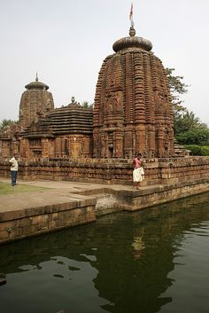 Hidden ancient Hindu temple gem. India