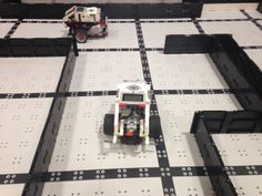 The EV3 Maze challenge is all about teaching students two things: Learn to precisely program a robot along a course using simple move and turn blocks Learn how to do it using sensors Learn how to d...