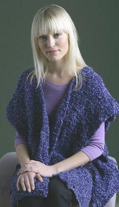 Free Knitting Pattern: Prayer Shawl
