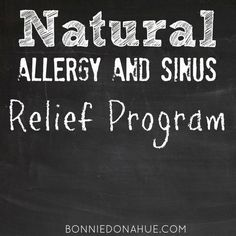 Most people who suffer with allergy and sinus problems feel they must resort to using medications that have unpleasant and even dangerous side effects.  For those who may be interested in safer, more natural alternatives, some of the following premium products by Shaklee may be of interest.