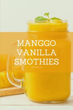 Are you trying to find a Manggo Vanilla Smothies Recipe for your next party? If so, you are in luck because there are plenty of recipes here for just about any type of party or occasion!