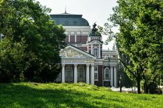 National Theater, Sofia, Bulgaria