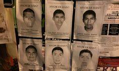 Octava jornada global, a 4 meses de la desaparición de estudiantes de Ayotzinapa (fotos) - Aristegui Noticias