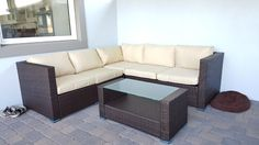 4-Piece Karly Patio Seating Group