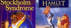 Découvrez des affiches de films #Disney bien trop honnêtes