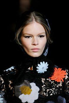 #MFW Fall 2014 Details // Dolce & Gabbana