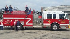 In March of 2016 The Charter Township of Ypsilanti Fire Department took delivery on a new apparatus. This new apparatus is a Rescue Pumper design to replace two aging vehicles in our fleet and carry more advanced equipment. It is also decorated with graphics to commemorate Historic Willow Run, Rosie the Riveter and the B-24 Bomber. This 2016 Rescue Pumper made by Spartan is capable of pumping over 1500 gallons of water per minute and carries 750 gallons of water on board. It also carries the…