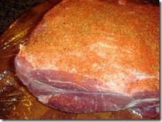 Cooking North Carolina Pulled Pork Or Pork Butt On A Big Green Egg | Dreadnaught Smoked Beef Jerky, Carolina Pulled Pork, Smoker Recipes, Green Eggs, North Carolina, Fish, Cooking, Smoking Recipes, Kitchen