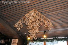 straw decoration
