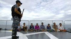 Vietnam Asks Indonesia to Explain Shooting of Fishermen #World #iNewsPhoto