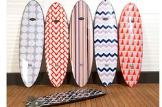 Pretty graphic boards from Coco Republic