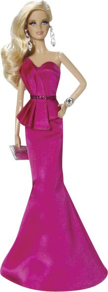 2014 Barbie Vintage Fashion