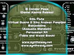 33 Best Virtual Bandoneon VST VST3 Audio Unit EXS24 KONTAKT