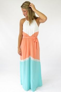 Wow! Prob the best summer dress I've ever seen :)