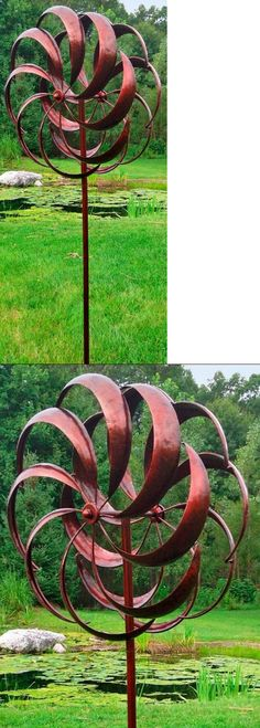 Windmills and Wind Spinners 115772: Garden Wind Spinner Windmill ...