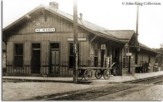 west virginia train images | For those interested in West Virginia railroad history I found the ...