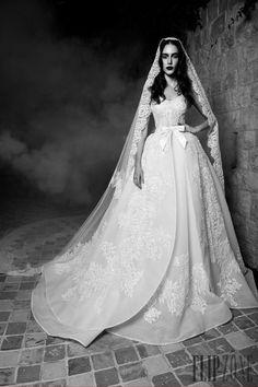 Zuhair Murad Herbst/Winter 2016-2017 - Hochzeit - http://de.flip-zone.com/Zuhair-Murad-5940