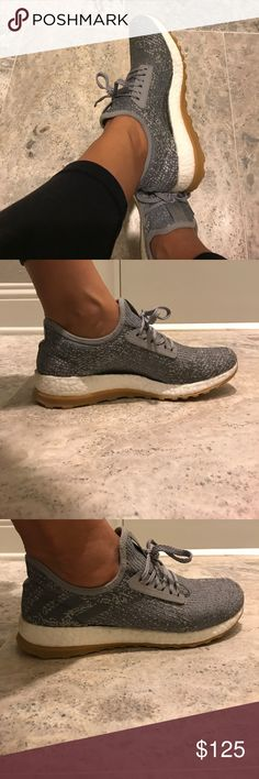 Adidas Pure Boost Adidas Pure Boost Adidas Shoes Athletic Shoes
