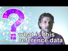 """WHAT IS REFERENCE DATA? // This is a high level overview answer to """"What is reference data?"""" and why you should care about reference data. Data Quality, Business Intelligence, Data Analytics, Definitions, Management, Education, Onderwijs, Learning"""