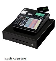 With the advent of technology it is now easier to maintain sale records in business. Cash register is such type of small machine, which help you to keep record of sales, transaction in a day.