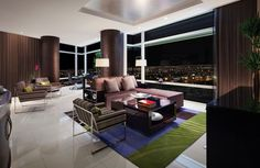 Las Vegas 3 Bedroom Suites On The Strip  Interior Design For Amusing 3 Bedroom Suite Vegas Review