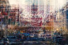 Going up William Street by Laurent Dequick