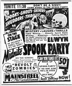 Midnite Spook Party