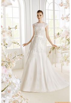 Robe de mariée Avenue Diagonal Paeivi 2014