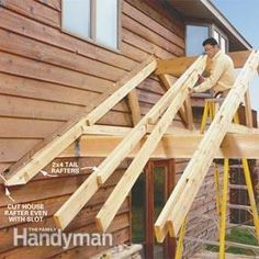 How to Build an Outdoor Living Room | The Family Handyman