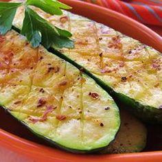 Easy Grilled Zucchini Allrecipes.com