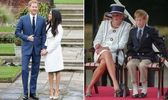 Prince Harry said his mother would have been 'so happy' to hear of his engagement to Suits star Miss Markle and that he 'missed' having her around to 'share the news' with.