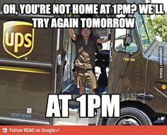 Funny pictures about Scumbag UPS Driver. Oh, and cool pics about Scumbag UPS Driver. Also, Scumbag UPS Driver photos. Funny Pins, You Funny, Funny Cute, Funny Stuff, Random Stuff, Super Funny, Random Things, Memes Humor, Hilarious Pictures