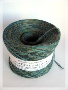 Cornwall, Yarn Inspiration, Yarns, Knitting, Wool, Projects, Colors, Tricot, Stricken
