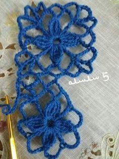 Luty Artes Crochet: PAP DE BARRADO Free Crochet Doily Patterns, Crochet Motif, Crochet Lace, Flower Patterns, Crochet Stitches, Crochet Dollies, Crochet Tablecloth, Learn To Crochet, Crochet Necklace