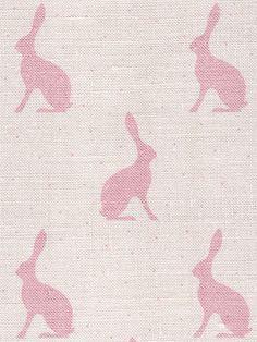 Blush hares