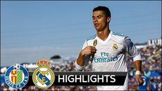 Real Madrid Highlights, Match Highlights, Football Highlight, Baseball Cards, The League