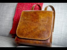 Randoseru style leather backpack build https://www.youtube.com/watch?v=v5D73--2ICU