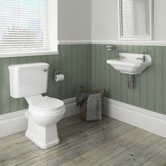 Carlton Traditional Cloakroom Suite – Close Couple Toilet & Wall Hung Basin 58 Dizzy Traditional Decor Style Everyone Should Try – Carlton Traditional Cloakroom Suite – Close Couple Toilet & Wall Hung Basin Source Cottage Bathroom, Small Bathroom, Cheap Bathrooms, Cloakroom Suites, Bathroom Decor, Green Bathroom, Toilet Design, Bathroom Suites, Cloakroom Basin